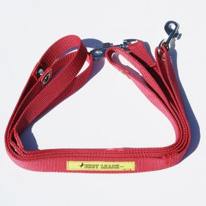 Rocco Red Best Leash